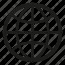 global, globe, map, marker, world icon