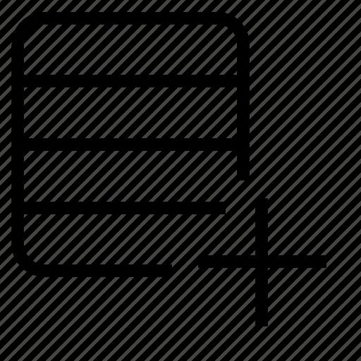 base, create, new icon