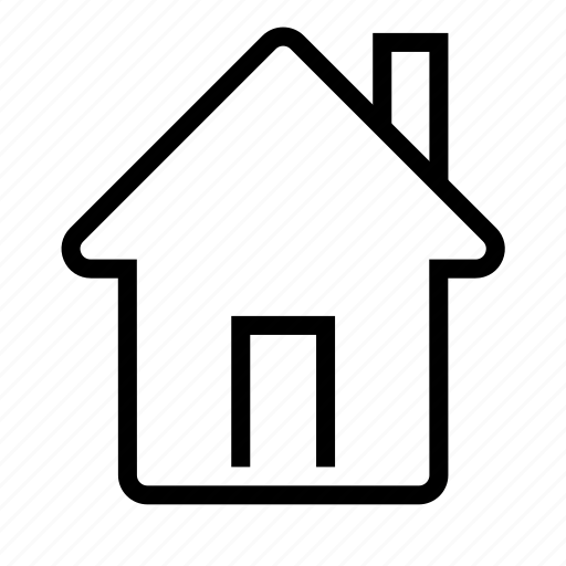 home, house, root icon