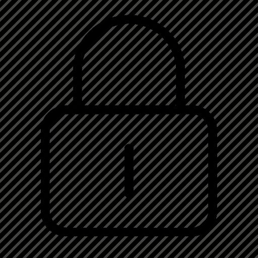 access, denied, lock icon