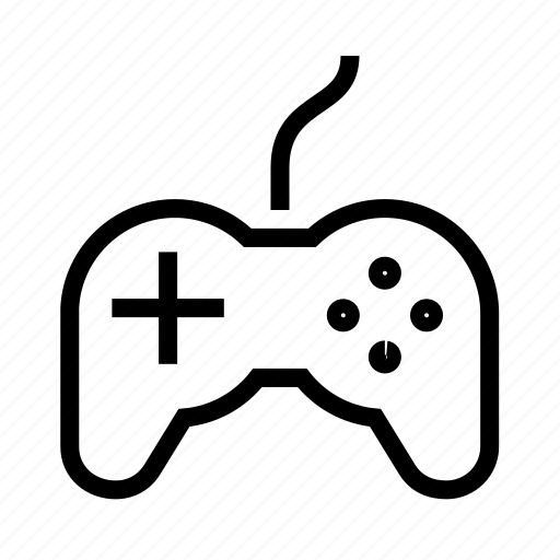 games, joypad icon