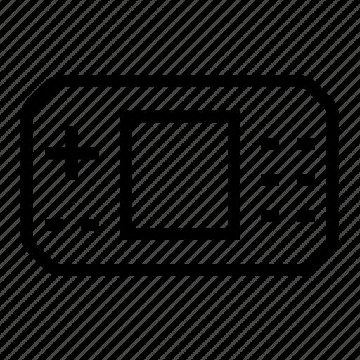 game, psp icon