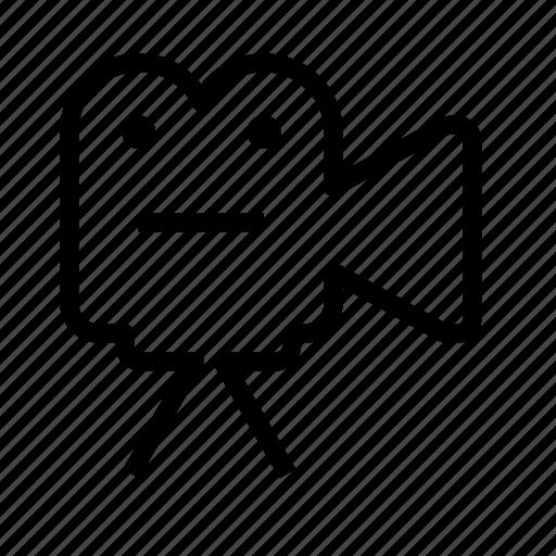 betacam, videocamera icon