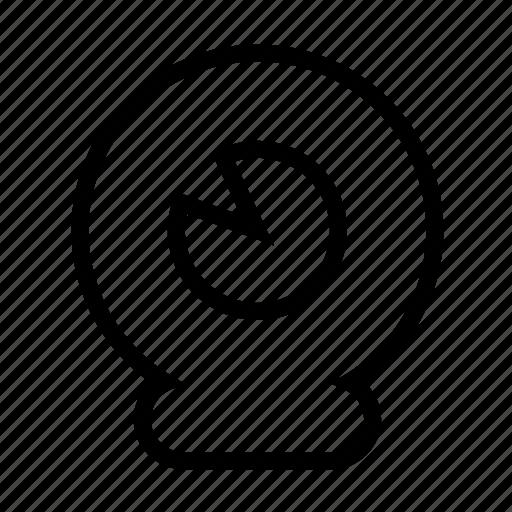 camcorder, webcam icon