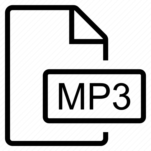 mime type, mp3 icon