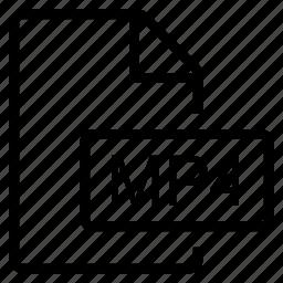 mime type, mp4 icon