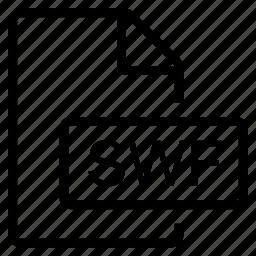 mime type, swf icon