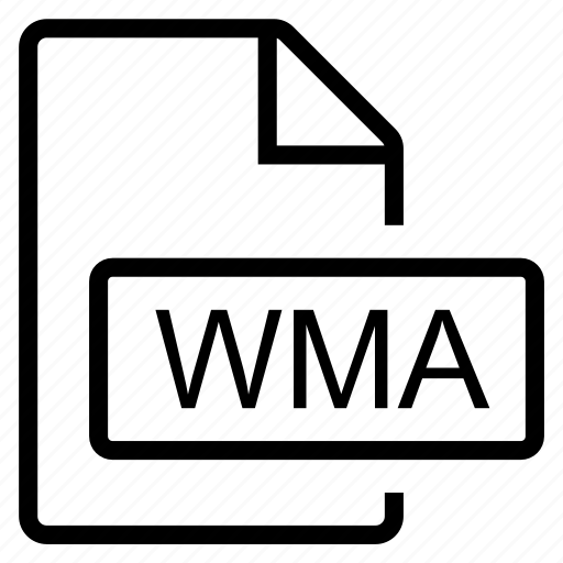 mime type, wma icon