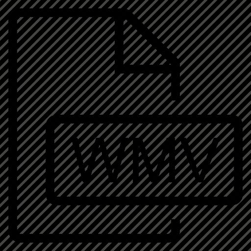 mime type, wmv icon