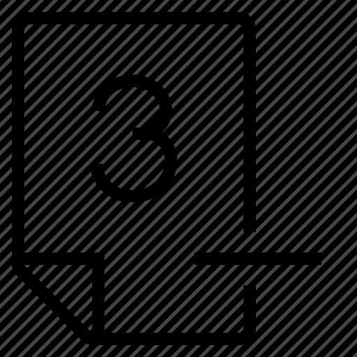 mark, mark 3- icon