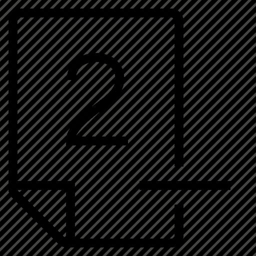 mark, mark 2- icon