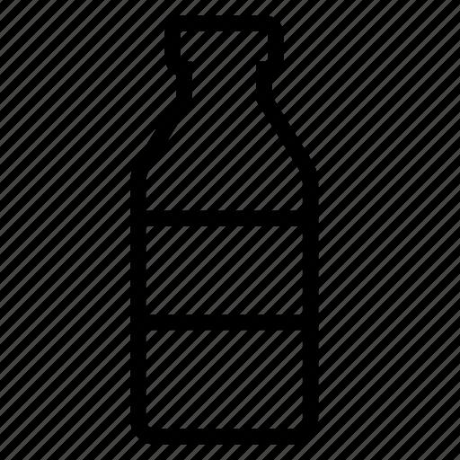 bottle, milk icon