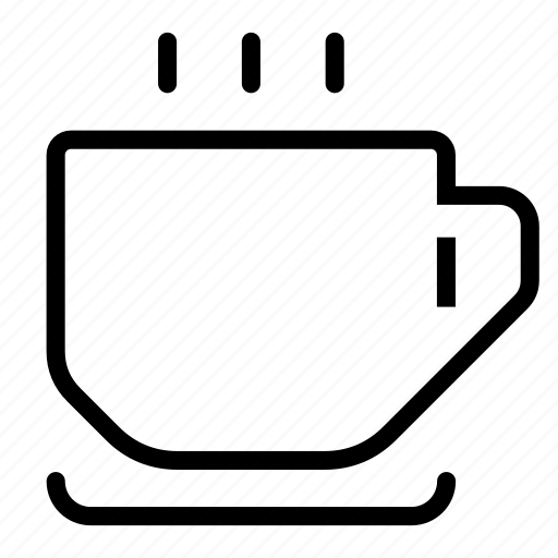 coffie, cup, tea icon