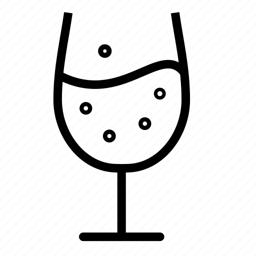 glass, goblet icon