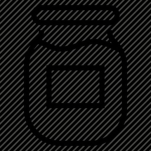 jam, pickles, preserves icon