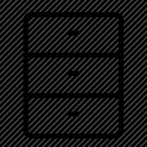 box, locker icon