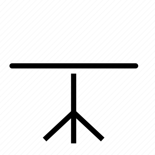 round, table icon