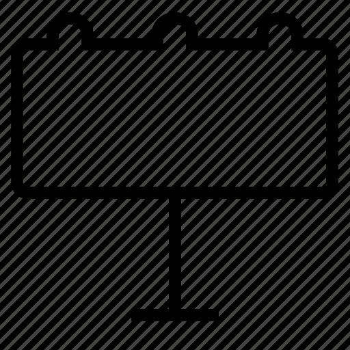 adv, advertise, promo icon