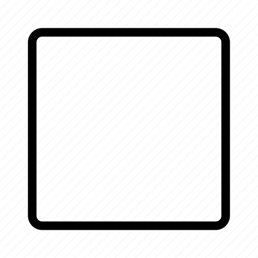 fullscreen, preview icon