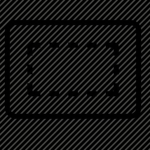 maximize, view icon