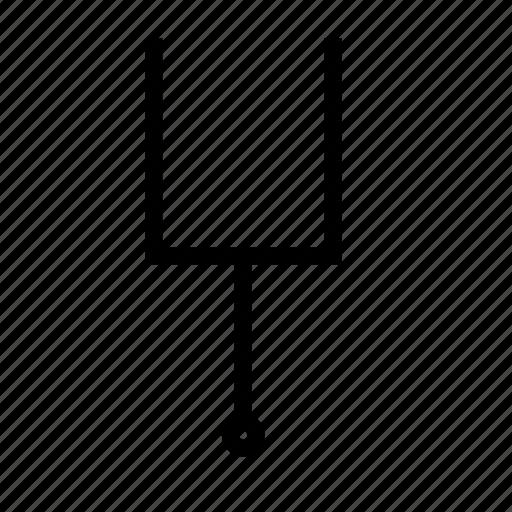 music, pitchfork icon