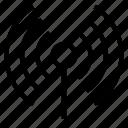 signal, wi-fi icon