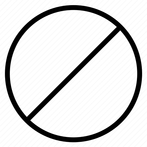Ban, cancel, prohibition icon - Download on Iconfinder