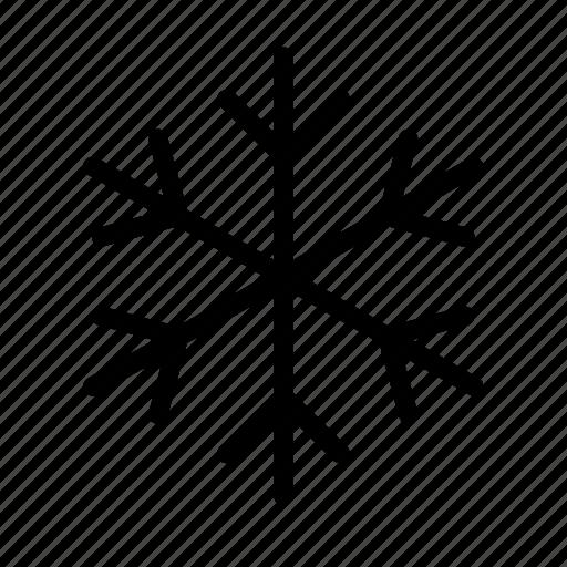 cold, snowflake icon