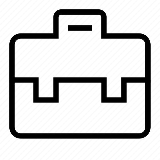 bag, case, diplomat, suitcase icon
