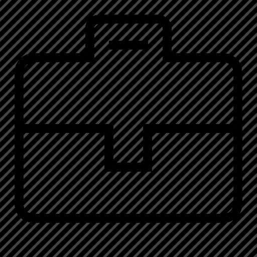 bag, diplomat, portfolio icon