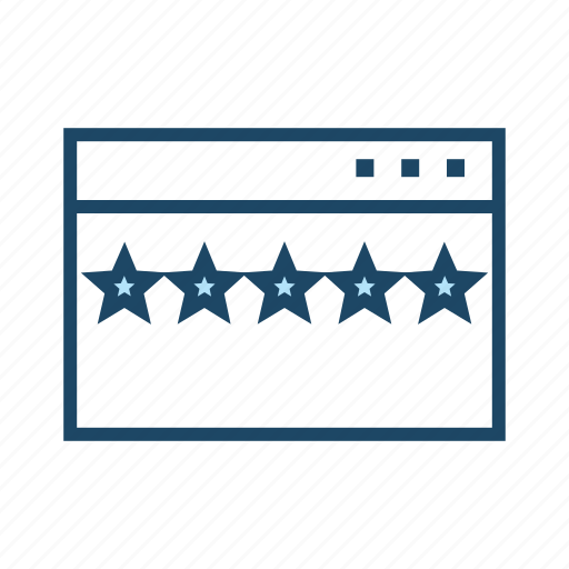 comments, premium, rating, review, reward, star rating icon