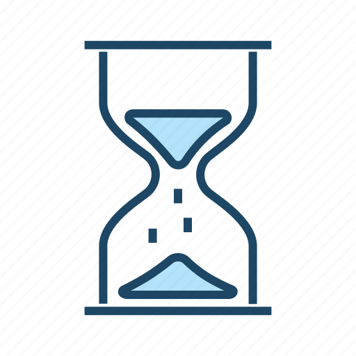 alert, count down, quiz timer, sand clock, time, timer icon