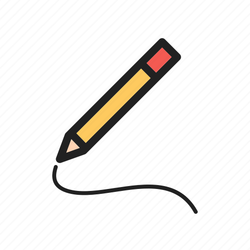 draw, drawing, equipment, eraser, pencil, sharp, write icon