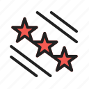 award, rating, results, reward, star, stars, success icon