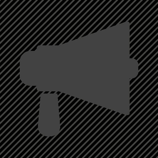 announce, announcement, attention, audio, loud, megaphone, speaker icon