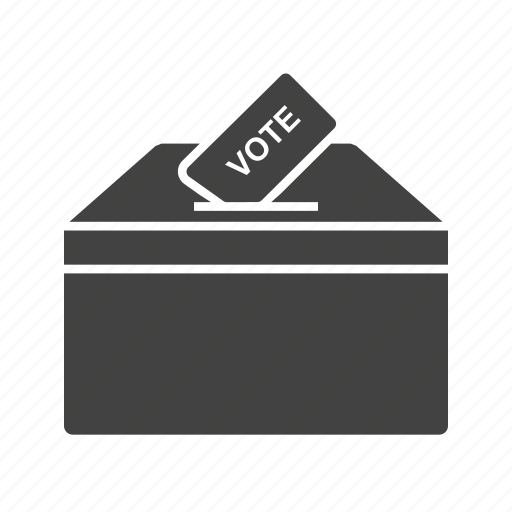 ballot, box, election, politics, poll, vote, voting icon