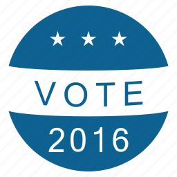 choice, elections, sign, vote icon