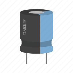 board, capacitor, capacitors, chip, computer, electronic, technology icon