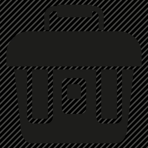 box, tool box icon