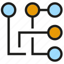 circuit, diagram, electricity