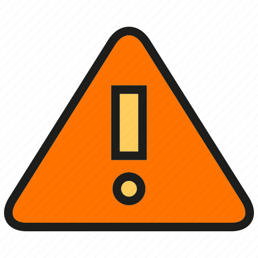 caution, danger, exclamation, warning icon