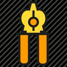 fix, plier, repair, tool icon