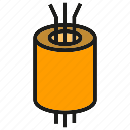 cable, strand, tool, wire icon