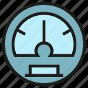 gage, gauge, measure, measurement, meter, metre, speedometer