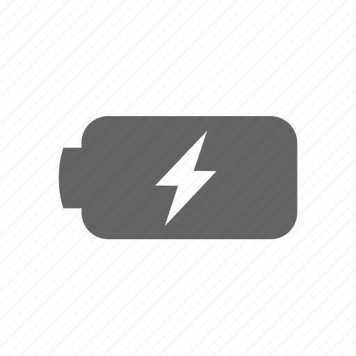 battery, bolt, charge, charging, energy, lighning, power icon