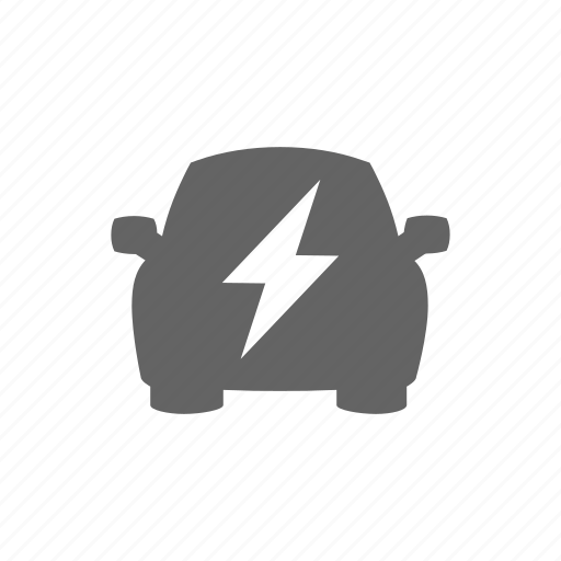 auto, bolt, car, electric, electricity, lightning, vehicle icon