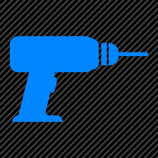bor, drill, engine, engineer, mechanic, tool, tools icon