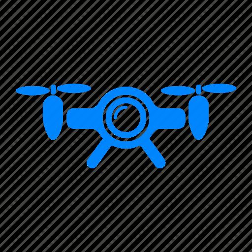 camera, camera drone, drone, electronic icon