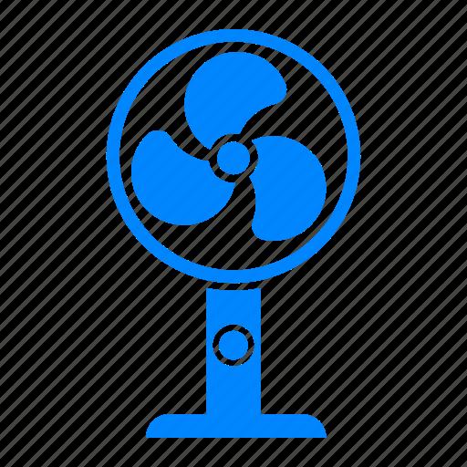 cold, electronic, fan, interior, kipas icon