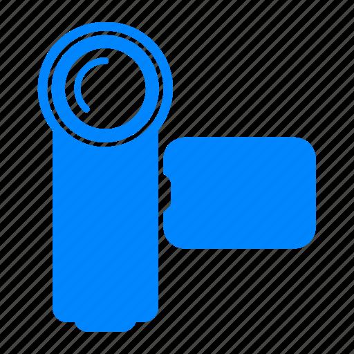 camera, documentation, electronic, film, handycam, record, travel icon
